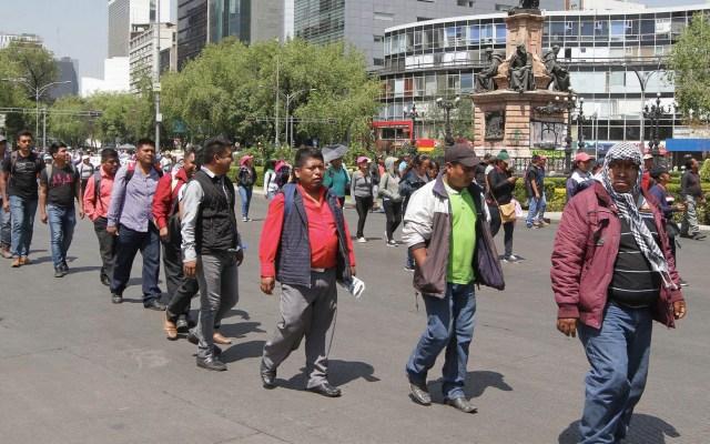 CNTE congeló la Reforma Educativa en el Congreso: vocero - Foto de Notimex