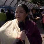 Madre de la bebé robada pide que los culpables paguen
