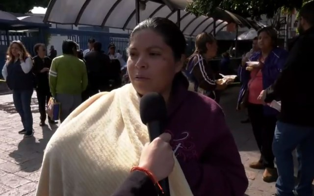 Madre de la bebé robada pide que los culpables paguen - Magdalena Sánchez, madre de la bebé robada. Captura de pantalla / Foro Tv