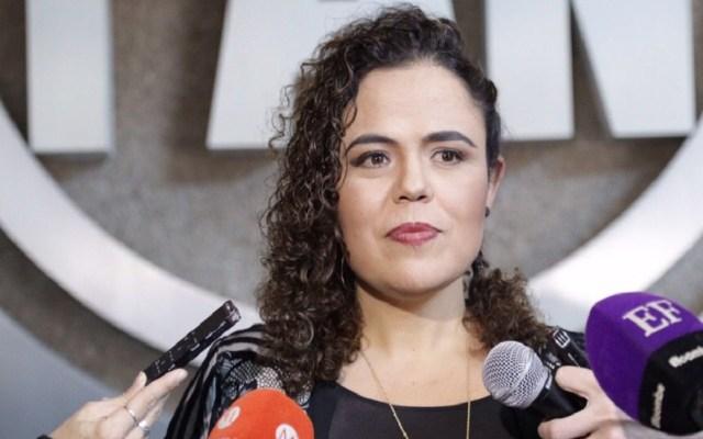 México no debe permitir más amenazas de Trump: PAN - Mariana Gómez del Campo. Foto del PAN