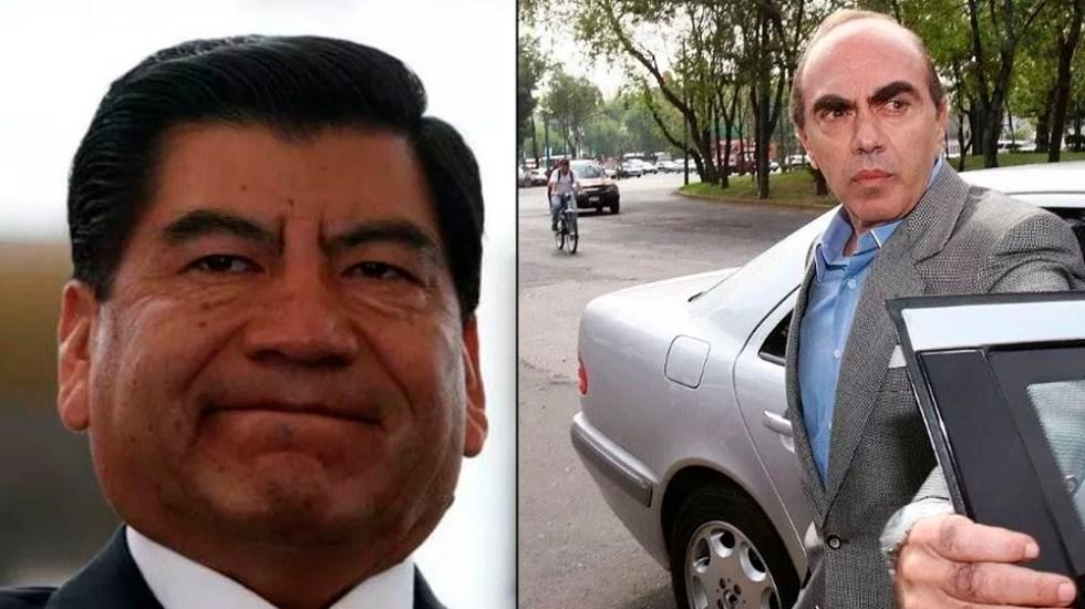 Orden de aprehensión contra Mario Marín y Kamel Nacif por tortura a Lydia Cacho - Foto Especial