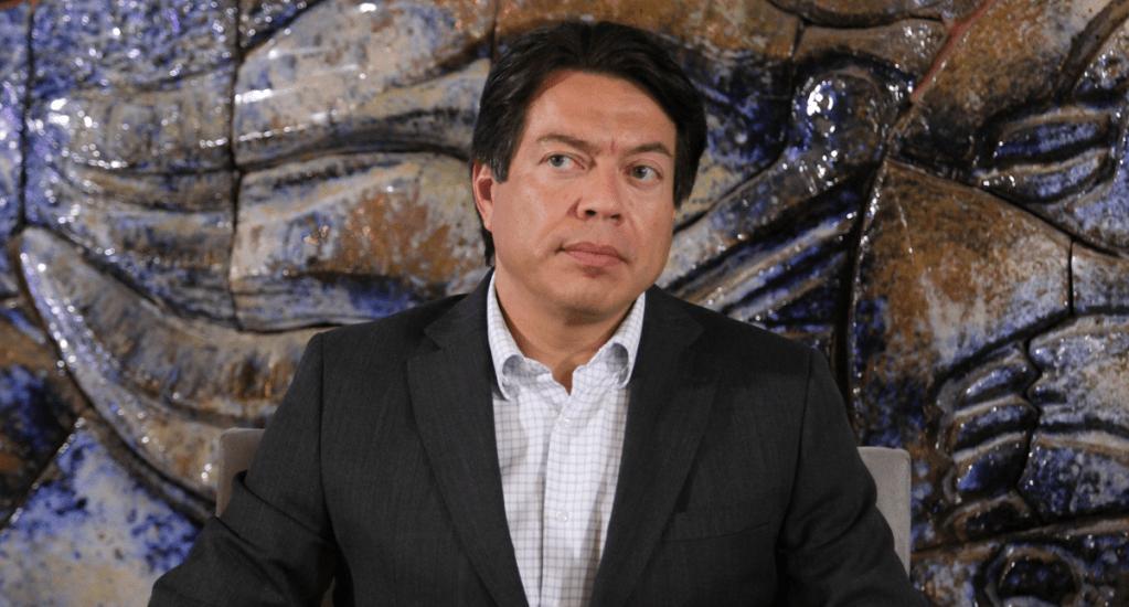 Mario Delgado defiende rotación en Mesa Directiva de Cámara de Diputados - Mario Delgado