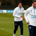 Van Bommel resta importancia a falta de juego de Erick Gutiérrez - Erick Gutiérrez actividad Van Bommel