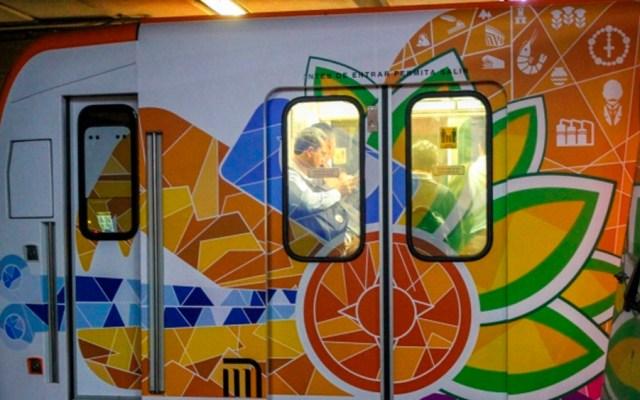 Avance lento en nueve líneas del Metro - Foto de Notimex