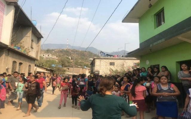Se intoxican unos 200 niños tras consumir alimentos en mal estado en Guerrero - Mezcalcingo Guerrero niños intoxicación