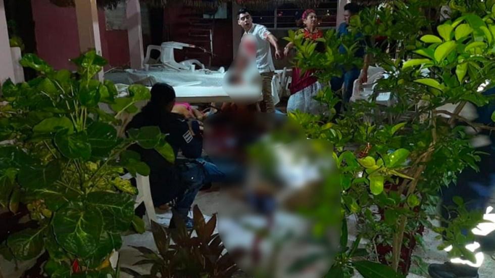 Presunta confrontación entre cárteles en matanza en Minatitlán: fiscal Winckler - Minatitlán