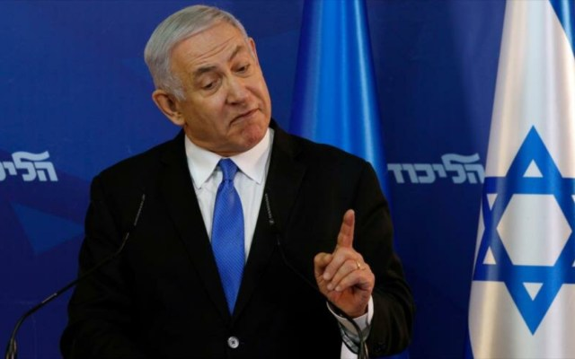 Netanyahu promete anexar a Israel territorios ocupados en Cisjordania - Netanyahu considera anexar partes ocupadas de Cisjordania