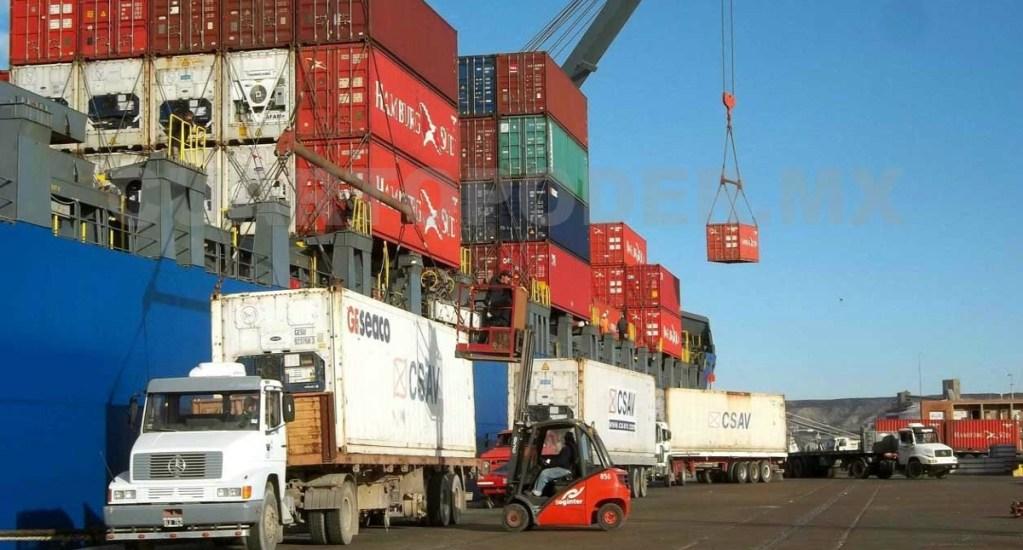 Exportaciones reportan reducción anual de 1.2 por ciento en marzo - exportaciones