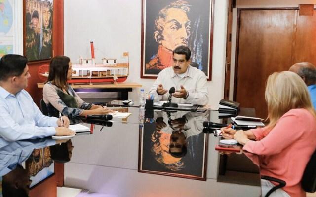 Maduro reemplaza a ministro de Energía Eléctrica entre apagones - Foto de @VTVcanal8