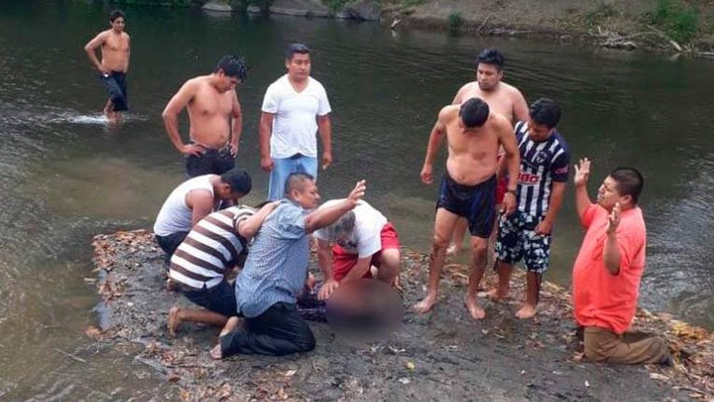 Niña de 11 años muere ahogada durante bautizo en Veracruz - Foto de Diario de Xalapa