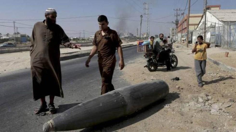 Mueren siete niños al manipular obús de mortero en Afganistán - Foto de The International News
