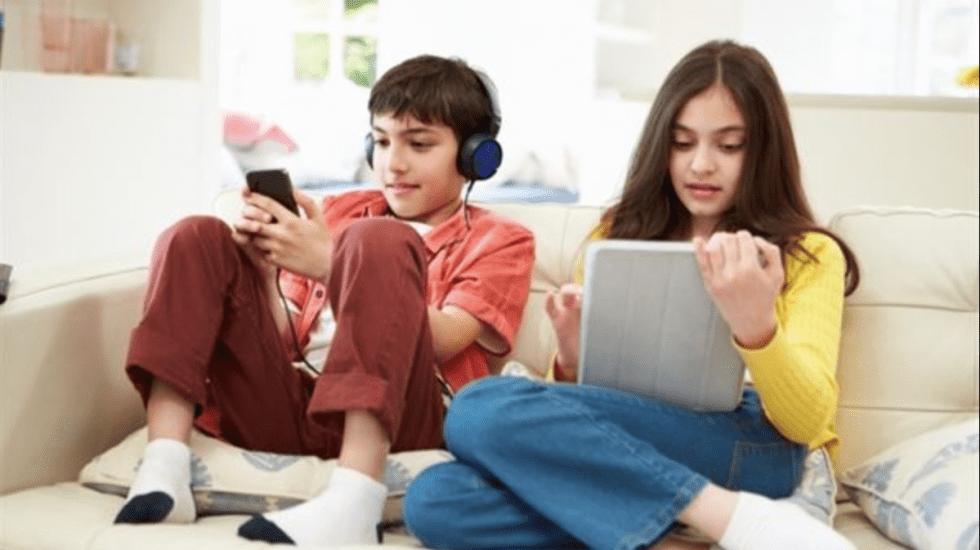 En México, el 10 por ciento de los usuarios de internet son niños - Foto de internet