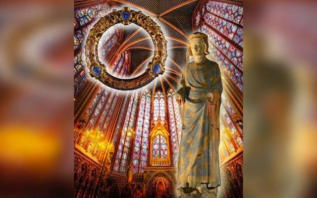 Obras de arte de Notre-Dame serán llevadas al museo de Louvre - Imagen de Gloria de la Edad Media