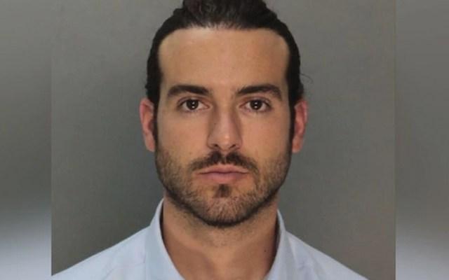 Pablo Lyle sale de audiencia con rastreador GPS - pablo lyle defensa juicio
