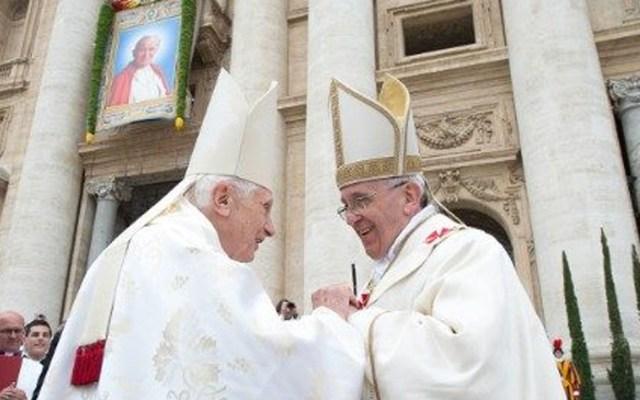 #Video Hace cinco años Juan Pablo II y Juan XXIII fueron canonizados - Foto de Vatican News