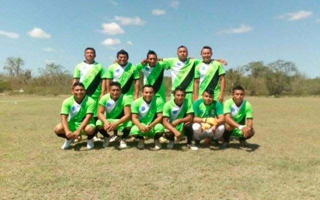 Partido de futbol deja un muerto y dos heridos en Yucatán - Foto de @DiariodeYucatan