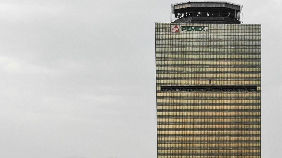 López Obrador envía al Senado propuestas para vacantes en Consejo de Pemex - La Torre de Pemex en la Ciudad de México. Foto de Notimex