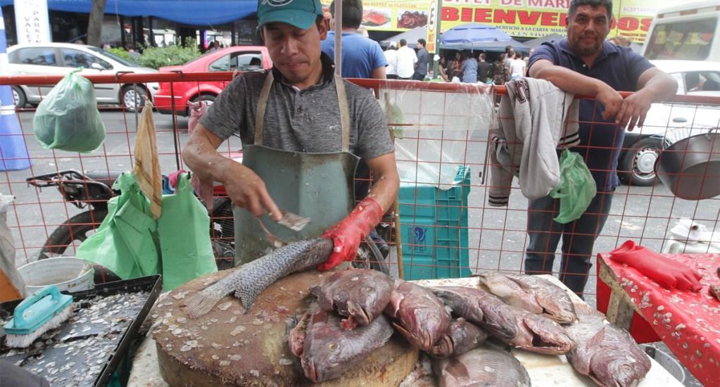 Sector pesquero genera derrama de 122 mil mdp durante Cuaresma - cuaresma