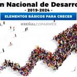 Plan Nacional de Desarrollo punto de quiebre del gobierno de AMLO: Coparmex - Imagen de Coparmex