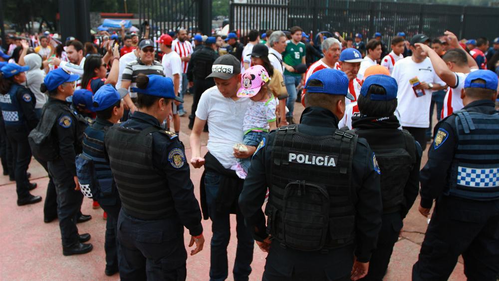Seguridad Ciudadana deberá informar número de policías por alcaldía - Foto de Notimex
