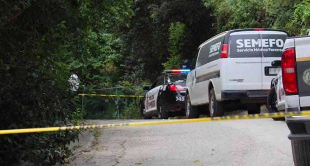Retroexcavadora mata a dos en San Pedro Garza García - Foto de Milenio