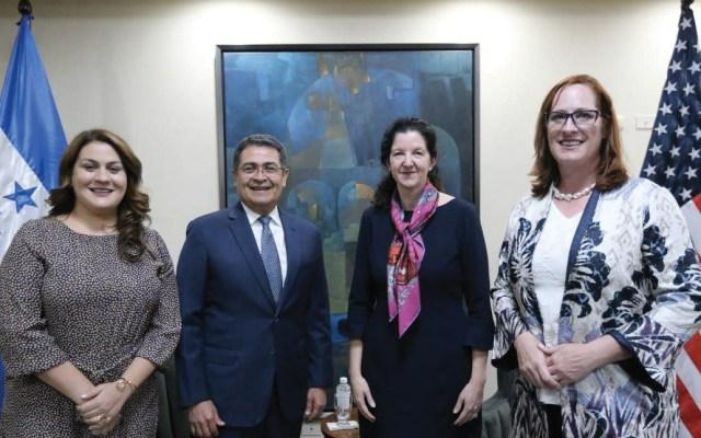 """EE.UU. pide a Honduras """"hacer más"""" para frenar migración - Honduras y la migración"""