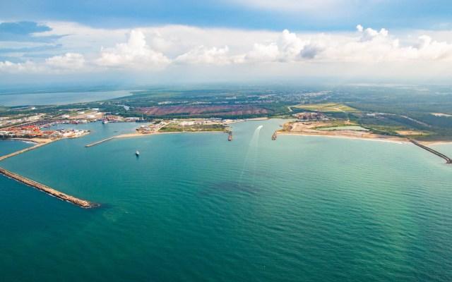 Compañías piden prórroga para presentar propuesta de refinería Dos Bocas - Puerto de Dos Bocas, Tabasco. Foto de @puerto_dosbocas