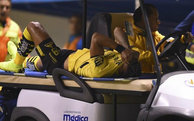 Ray Sandoval sufre ruptura de ligamento cruzado - Foto de Mexsport