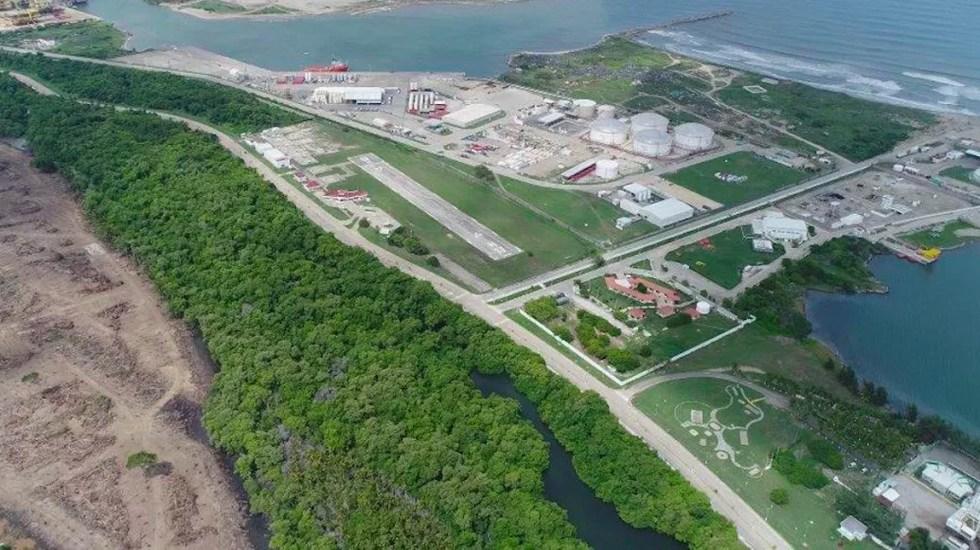 Identifica Pemex riesgos por construcción de Refinería de Dos Bocas - Foto de Internet