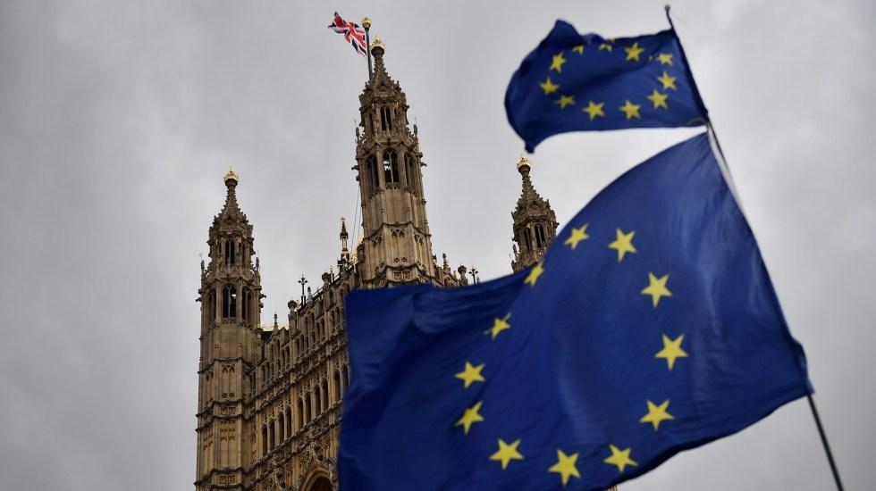 UE prepara inicio de negociación comercial con EE.UU. - Salida de Reino Unido de la Unión Europea. Foto de AFP / Daniel Leal-Olivas