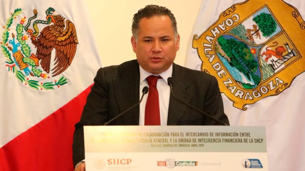 SHCP bloquea 3 mil 400 mdp por lavado de dinero y corrupción - Foto de @SNietoCastillo
