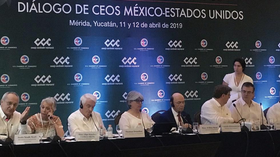 Necesitamos apoyos más claros para T-MEC: Seade - Foto de Twitter Jesús Seade