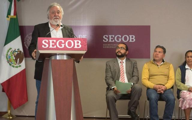 Segob revisa 583 expedientes de presuntospresos políticos - Foto de Notimex