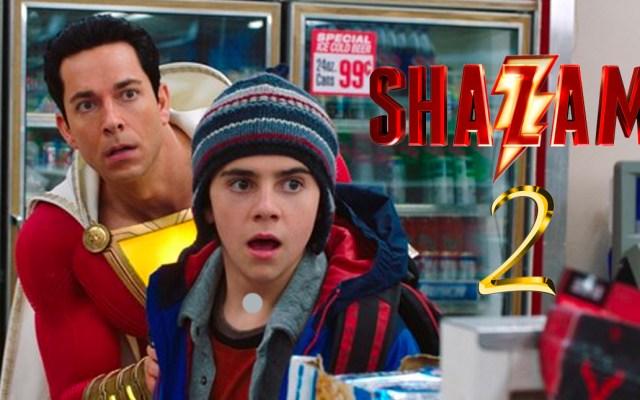 ¡Shazam! tendrá segunda parte