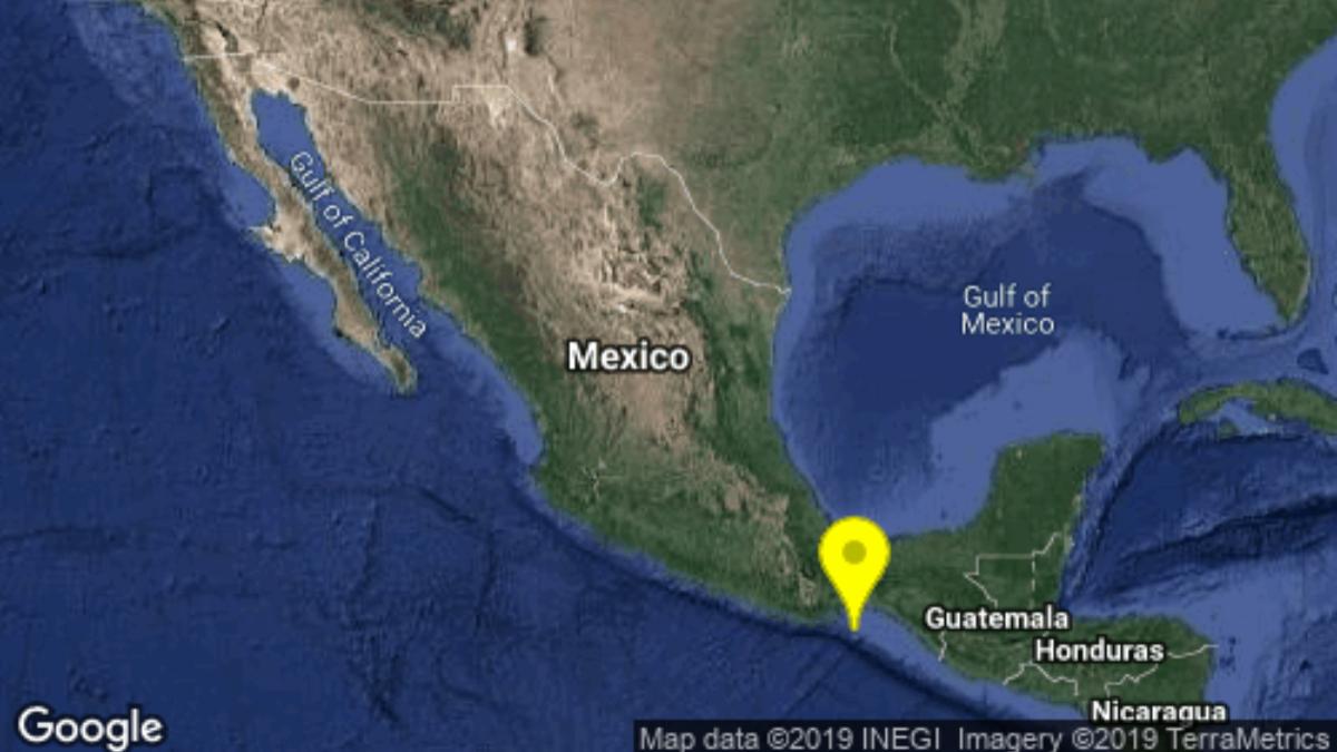 Se registran cuatro sismos en Hidalgo en 48 horas