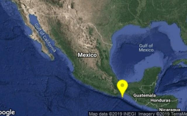 Se registran 20 temblores en cinco estados del país - sismos méxico