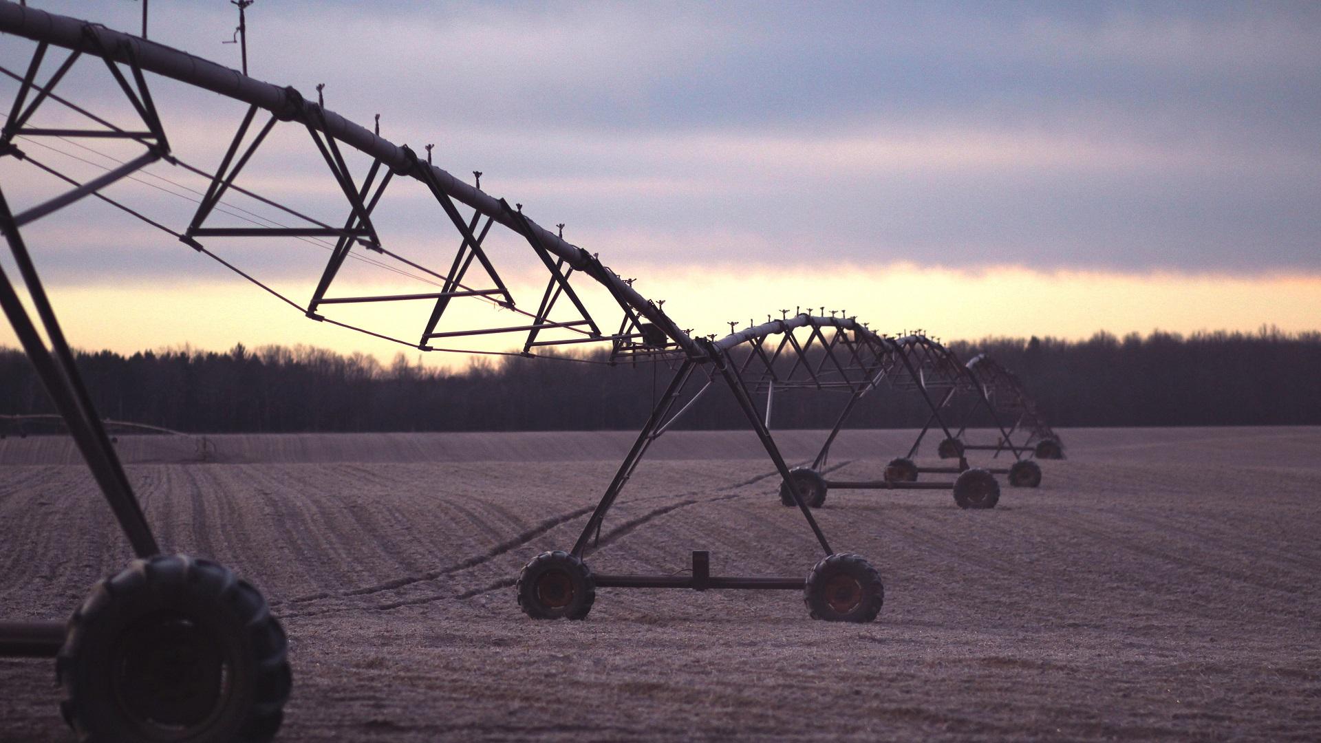 Sistema utilizado en la agricultura. Foto de Nicole Harrington / Unsplash