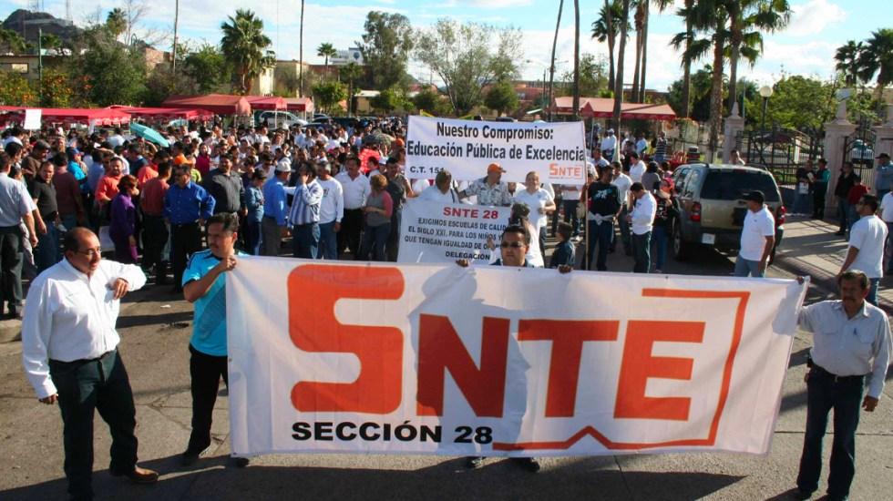 SEP reinstalará a 539 maestros cesados tras negociación con el SNTE - snte