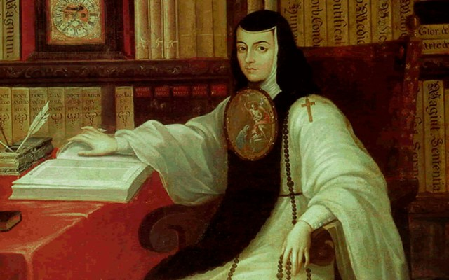 Cinco poemas de Sor Juana Inés de la Cruz