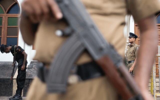 Tiroteos en Sri Lanka por investigaciones de explosiones - sri lanka