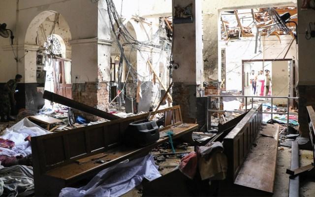 Sri Lanka acusa a grupo islamista local de atentados - sri lanka ataques