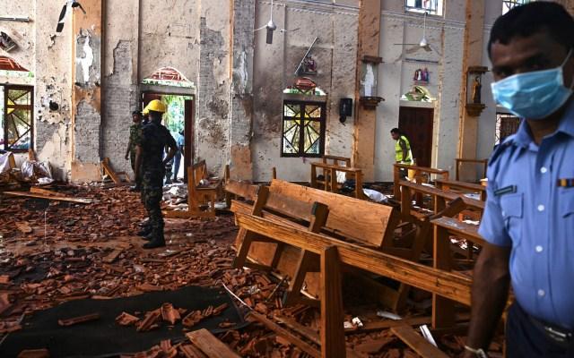 Aumenta a 359 el número de muertos por atentados en Sri Lanka - Sri Lanka reanudará las misas tras atentados