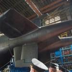 Rusia lanza un submarino capaz de producir tsunamis