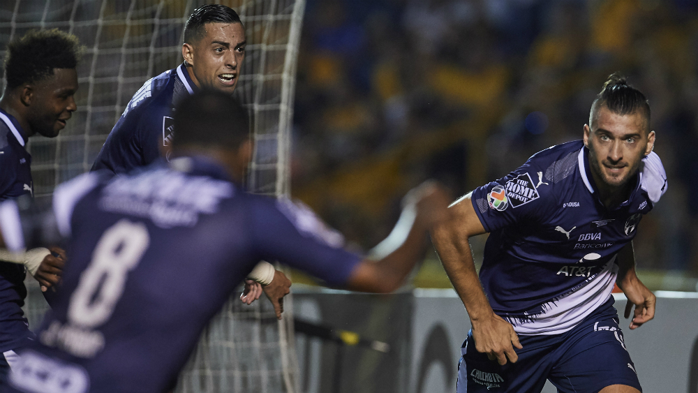 Monterrey pega primero en la final de 'Concachampions' - Foto de Mexsport