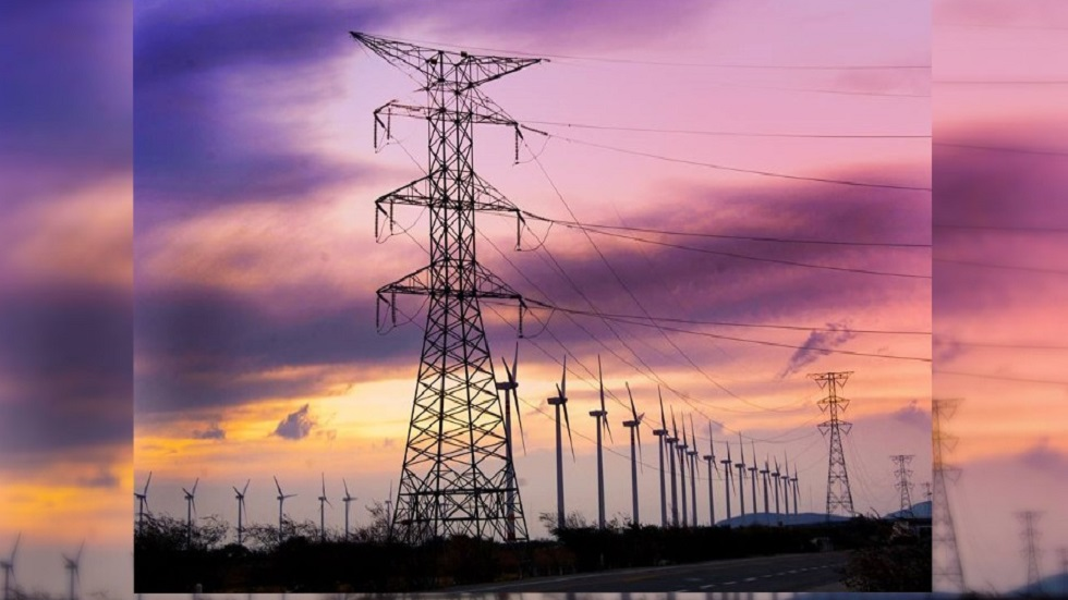 Diputados turnan a comisiones reforma eléctrica de López Obrador - Torres eléctricas de CFE. Foto de @CFENacional