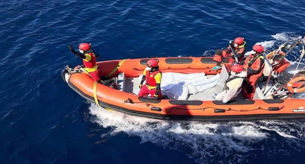 Encuentran dos muertos del naufragio de migrantes venezolanos - naufragio venezuela