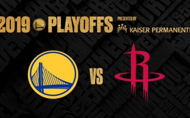 Warriors y Rockets en semifinales de la Conferencia Oeste - warriors rockets