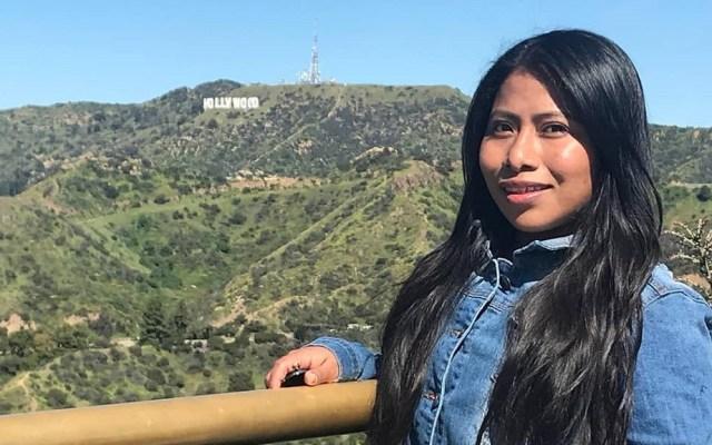 Yalitza Aparicio buscará dedicarse 100 por ciento a la actuación - Yalitza en Los Ángeles. Foto de @yalitzaapariciomtz