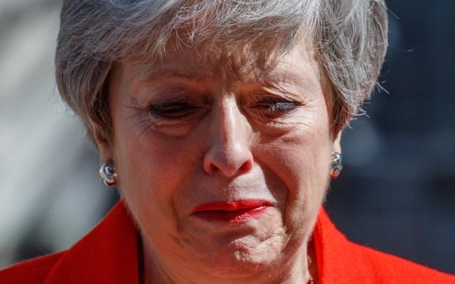 Theresa May anuncia su dimisión; reconoce incapacidad para lograr acuerdo del Brexit - Foto de AFP
