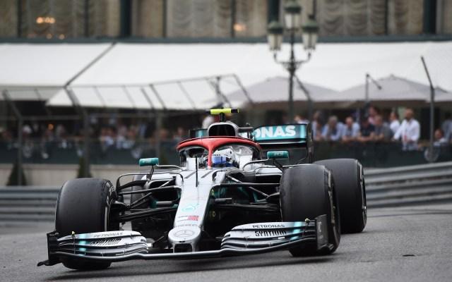 Reflejos del GP de Mónaco 2019 - Foto de AFP.